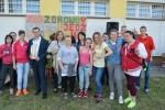 Happening podsumowujący działania programu Szkoła Promująca Zdrowie